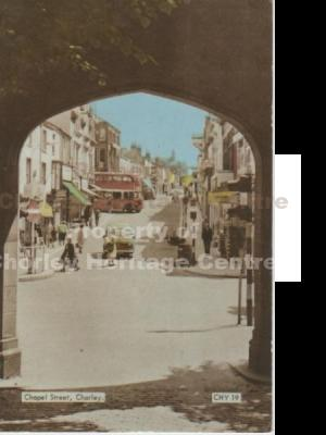 Chapel Street, from St Mary's Gate