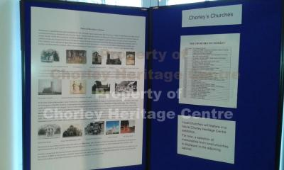 History of Chorley in Lancashire Exhibition