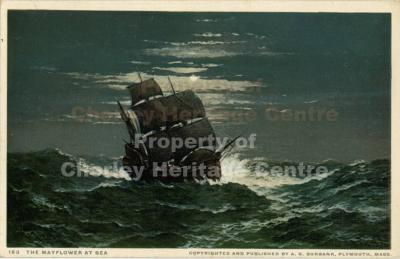 Mayflower Thanksgiving Service