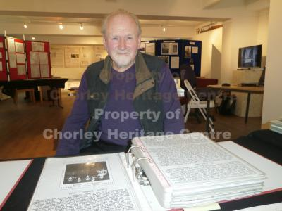The mining archive and Frank Hough who created it (2018)