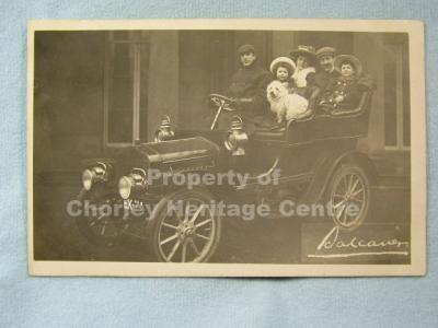 Lord Balcares Motor Car