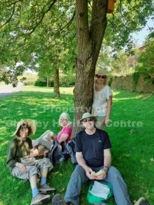 St. Laurence's to St. Wilfrid's walk