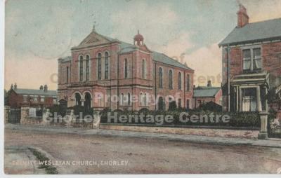 Trinity Church, pre 1933