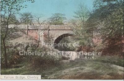 Yarrow Bridge, Chorley