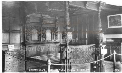 Cromwell's Bed