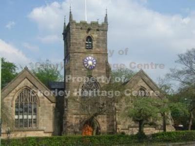 Chorley Parish Church of St Laurence