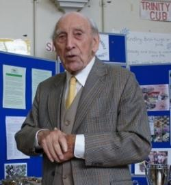 RIP Roy Fisher - former President of Chorley Heritage Support Group